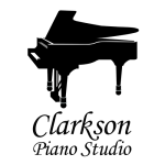 Clarkson Piano Studio new Logo