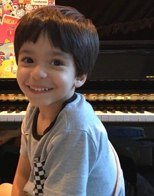 excited to start learning piano